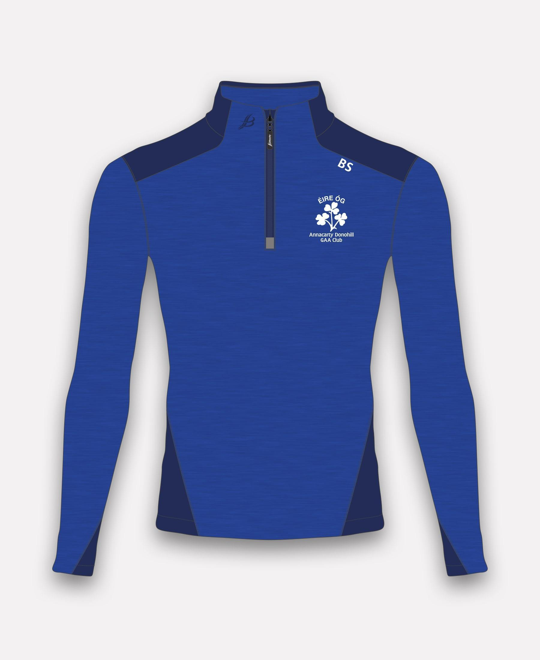 Eire Og Annacarty Donohill GAA BUA Half Zip - Bourke Sports Limited