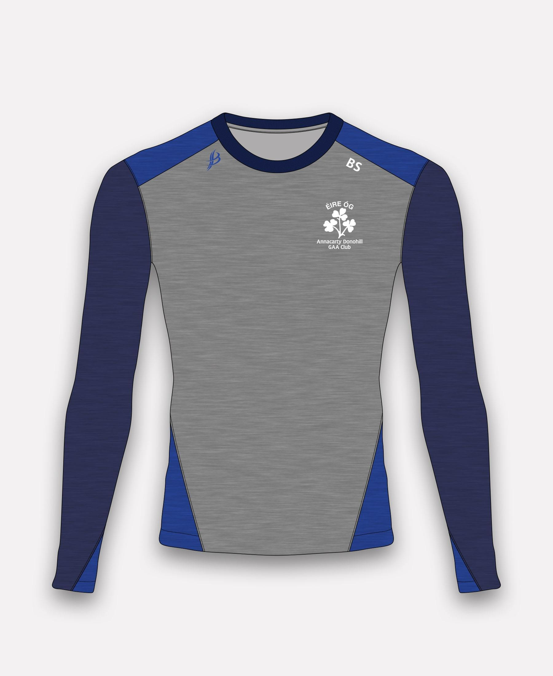 Eire Og Annacarty Donohill GAA BUA Crew Neck - Bourke Sports Limited