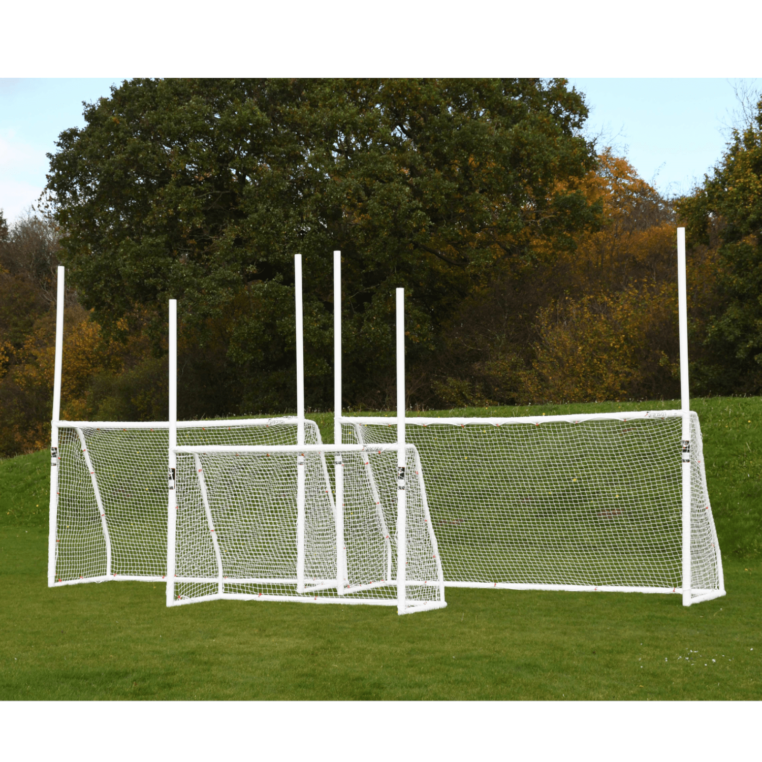 Precision GAA Match Goal Posts