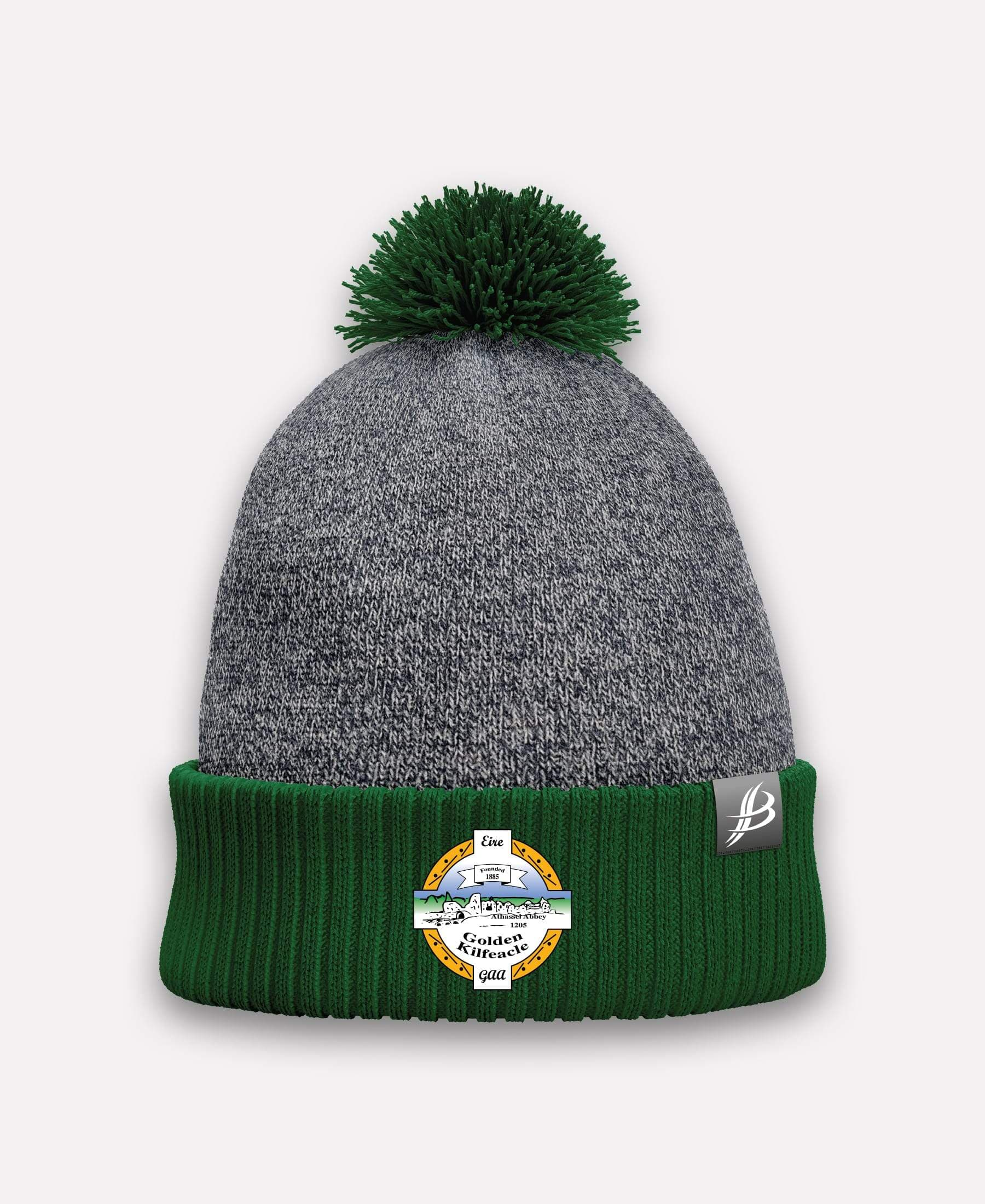 Golden Kilfeacle GAA Storm Bobble Hat