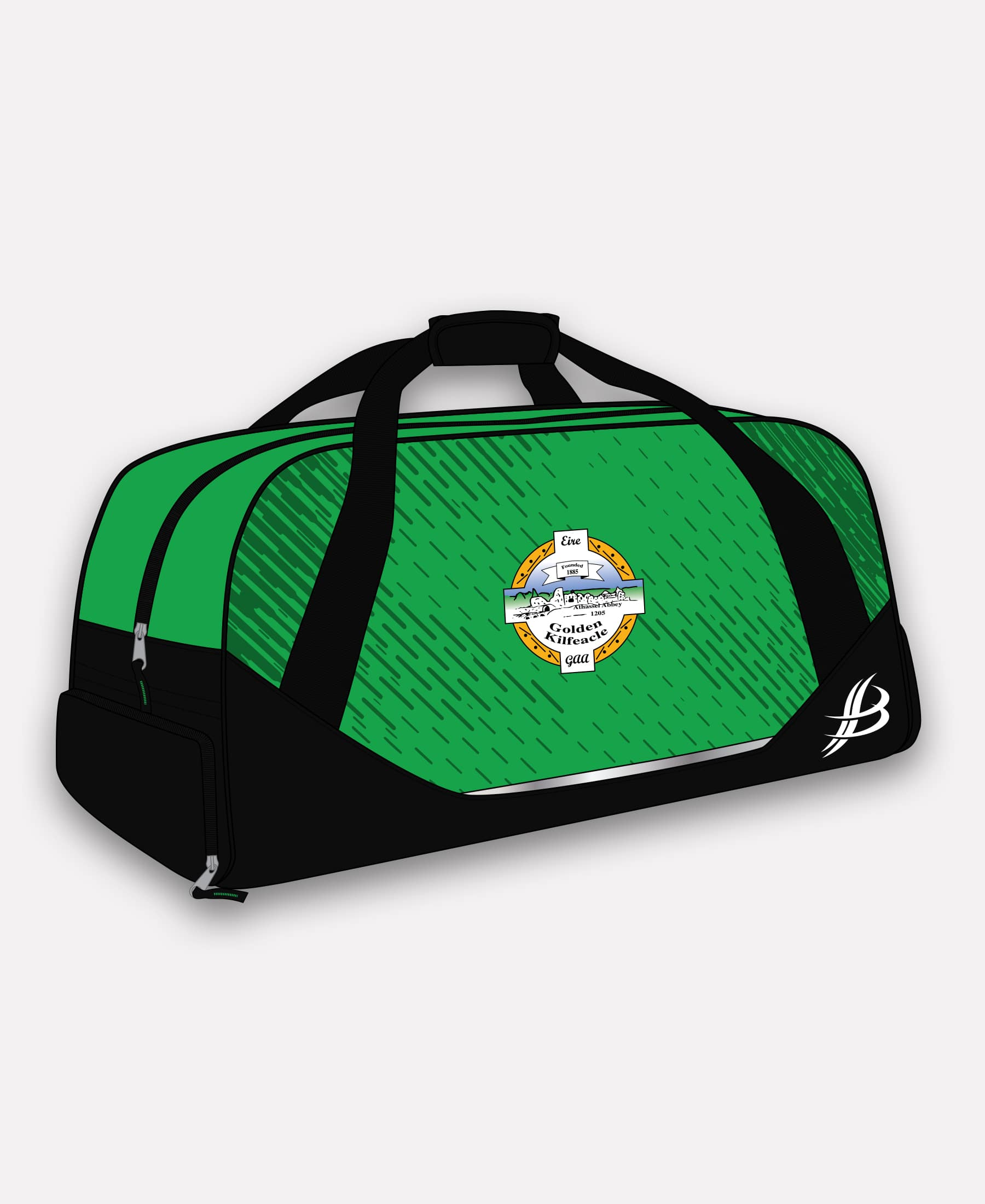 Golden Kilfeacle GAA BUA Gear Bag