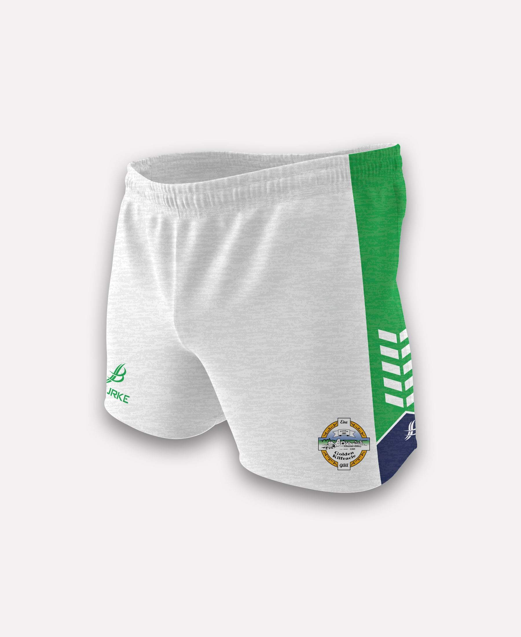 Golden Kilfeacle GAA Shorts