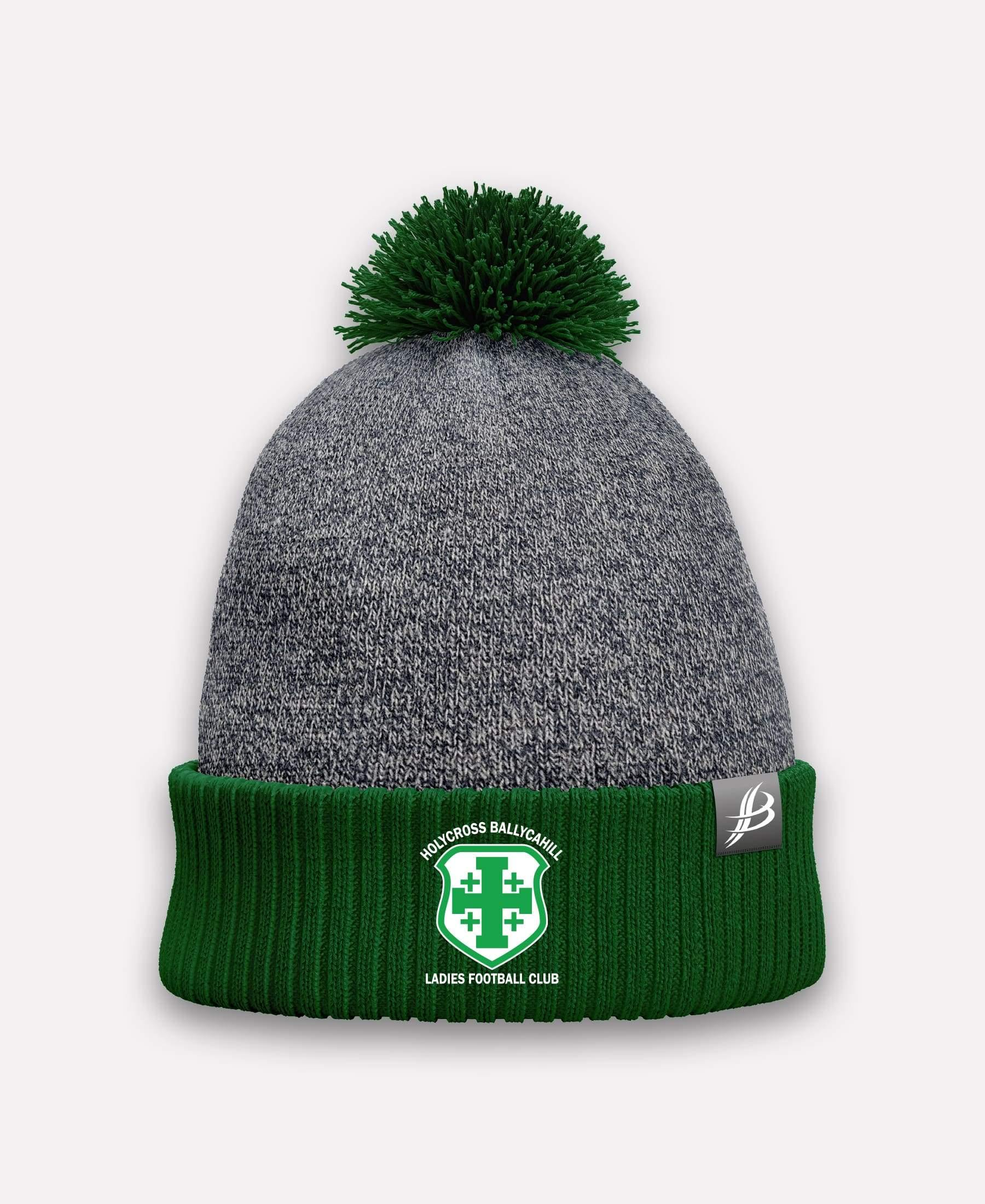 Holycross Ladies Football Storm Bobble Hat