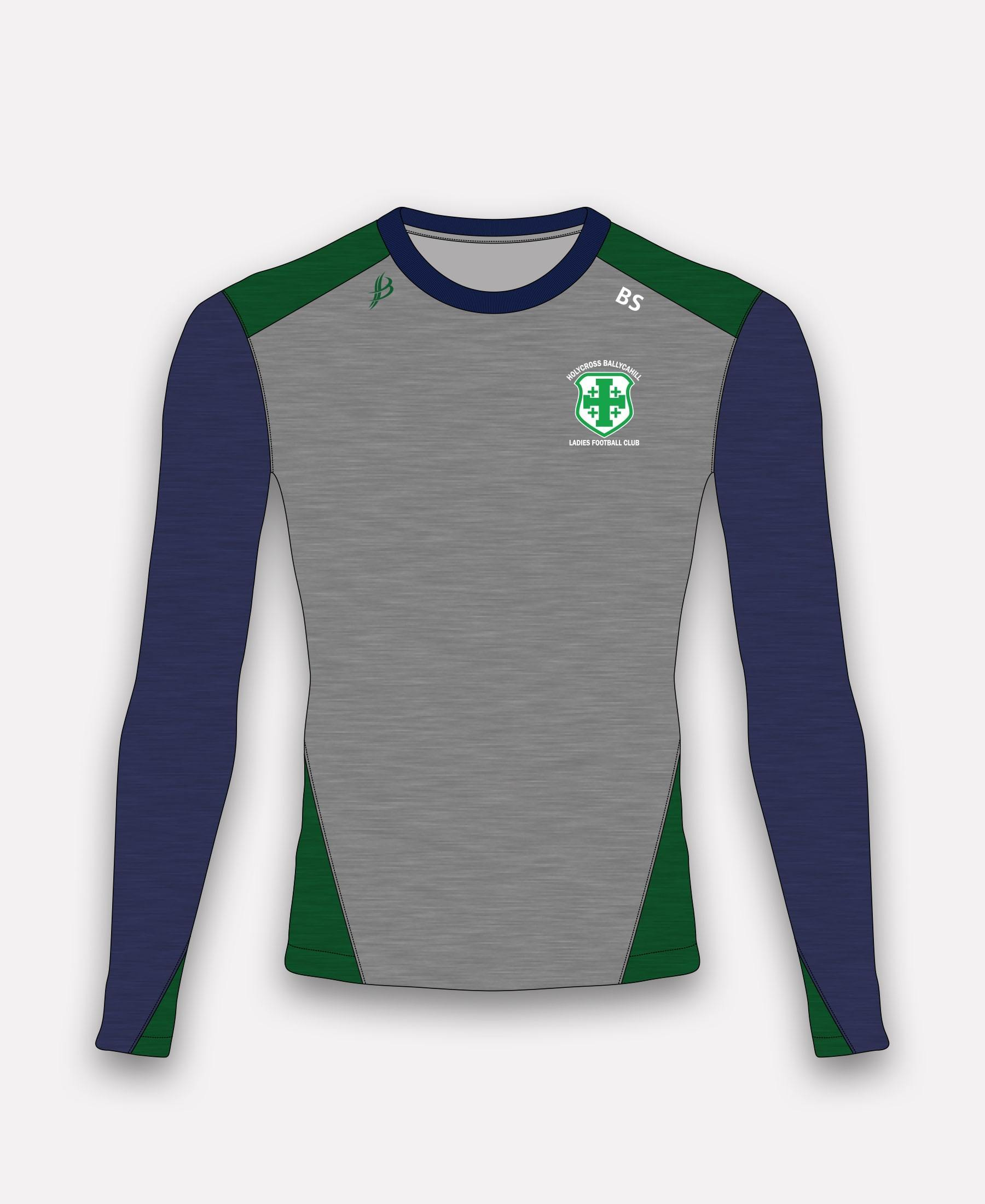 Holycross Ladies Football BUA Crew Neck - Bourke Sports Limited