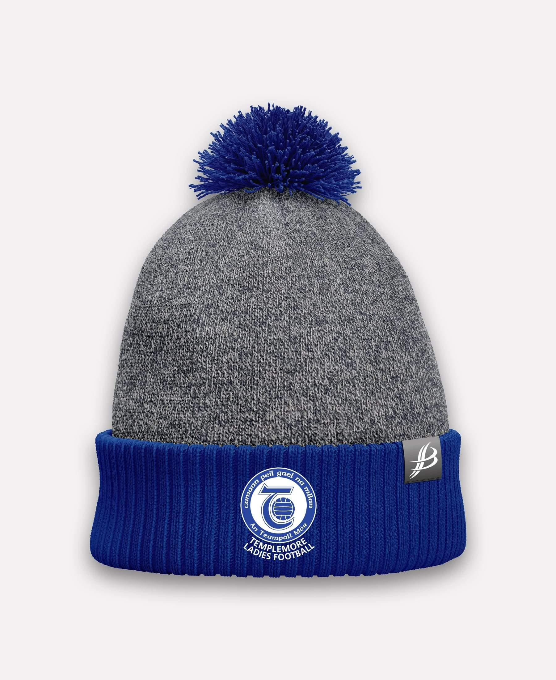 Templemore Ladies Football  Storm Bobble Hat