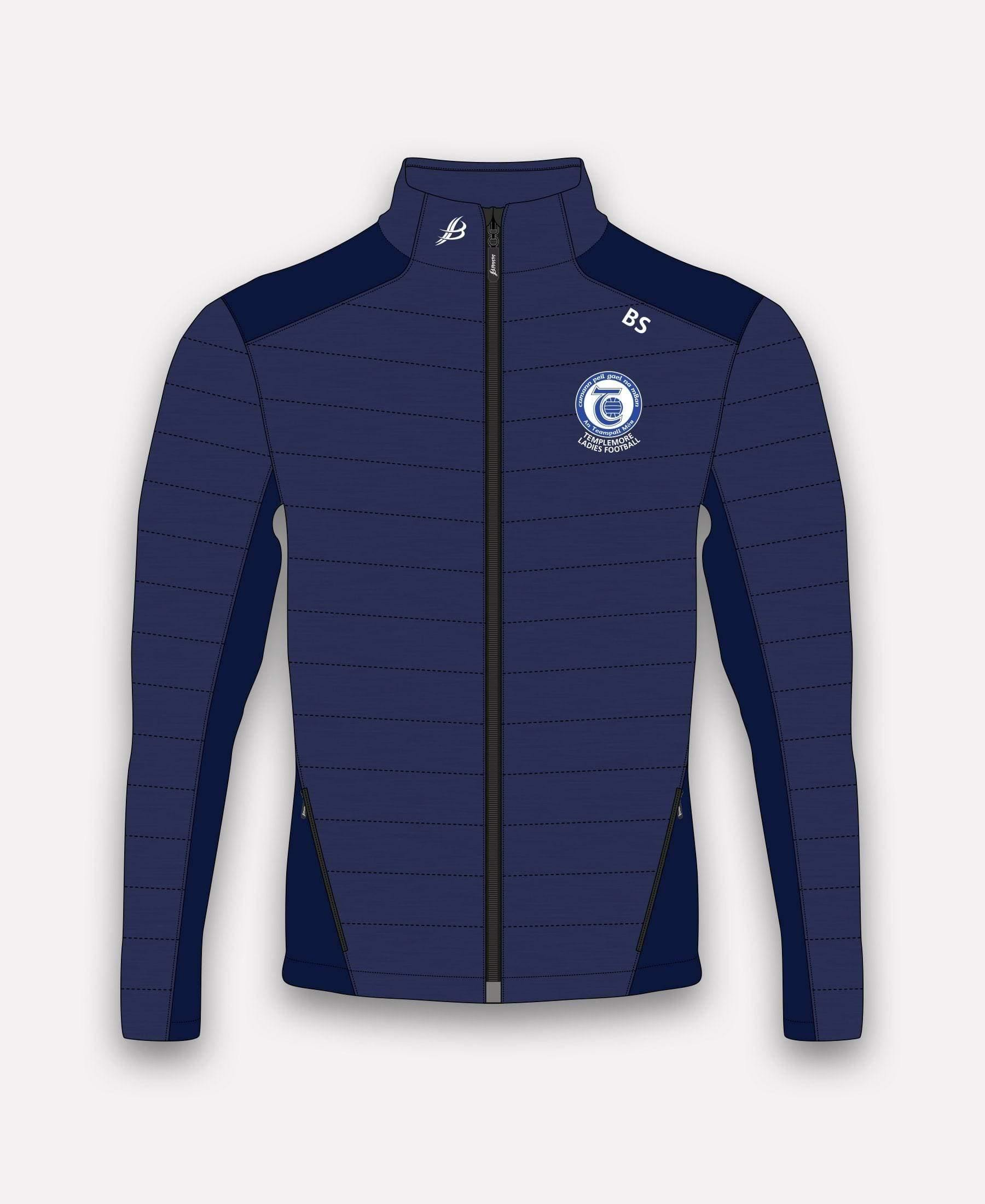 Templemore Ladies Football  BUA Jacket