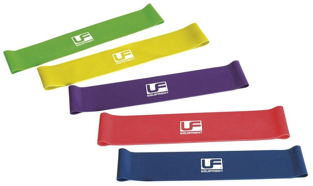 Urban Fitness Resistance Band Loop 12 Inch (Single)