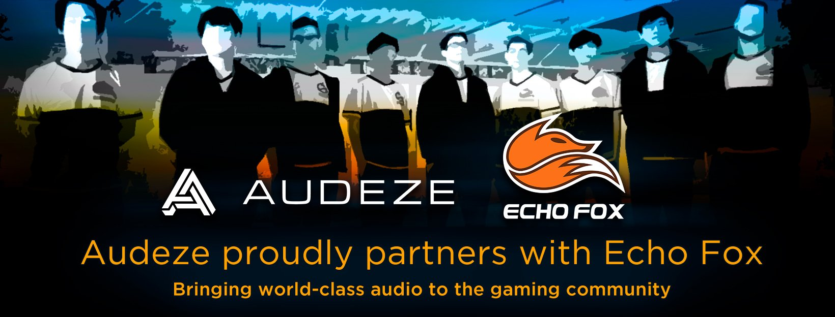 Echo Fox has joined the party!