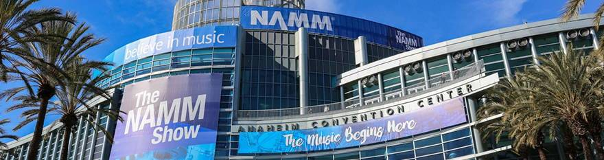 Join Audeze at NAMM 2020!