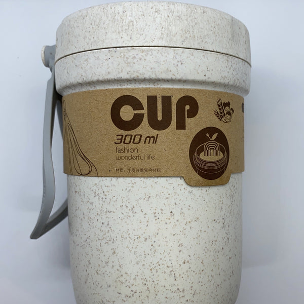Reusable Cup and Spoon