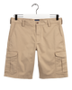 D1. RELAXED TWILL UTILITY SHORTS