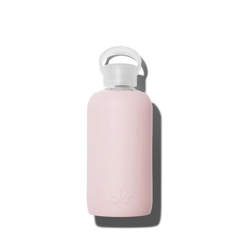 Bkr - LULU 500 ML Glass + Silicone Water Bottle - Apothespa New England