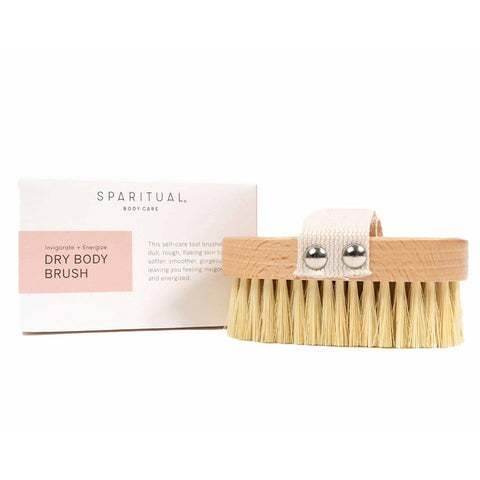 SPARITUAL - Dry Body Brush - Apothespa New England