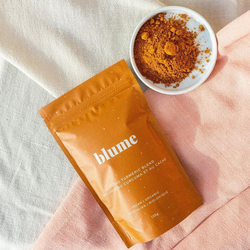 Blume - Cacao Turmeric Blend - Apothespa New England