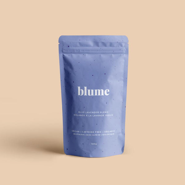 Lavender, coconut milk, and blue spirulina make this blend balanced, calming and smooth. Formulated to soothe inflammation and settle restlessness. Take a sip, turn your brain off and just do nothing.