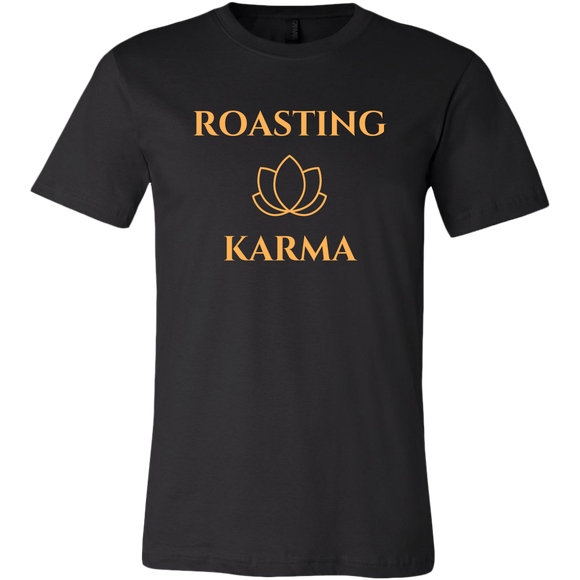 Roasting Karma (Lotus) - Men's Canvas Brand