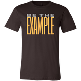 Be The Example (Big Example) T-Shirt - Men's Canvas Brand