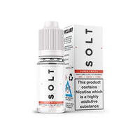 20MG SOLT 10ML Flavoured Nic Salts