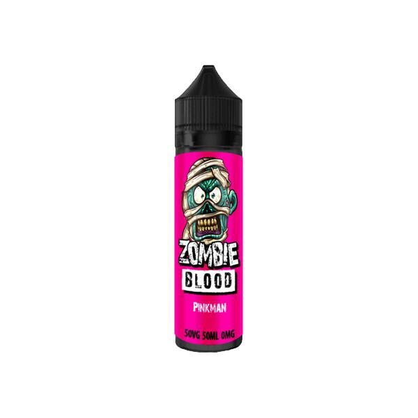 Zombie Blood 50ml Shortfill 0mg (50VG/50PG)