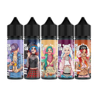 Fresh Vape Co 50ml Shortfill 0mg (70VG/30PG)
