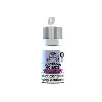 20mg The Juiceman 10ml Flavoured Nic Salt (50VG/50PG)