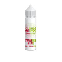 Cloud Evolution Premium Quality E-liquid 50ml Shortfill 0mg (70VG/30PG)