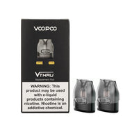 Voopoo VThru / VMate Replacement Pods Large