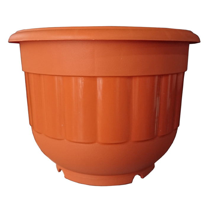 BABA BI-2013 Plastic Pot (Cotta)