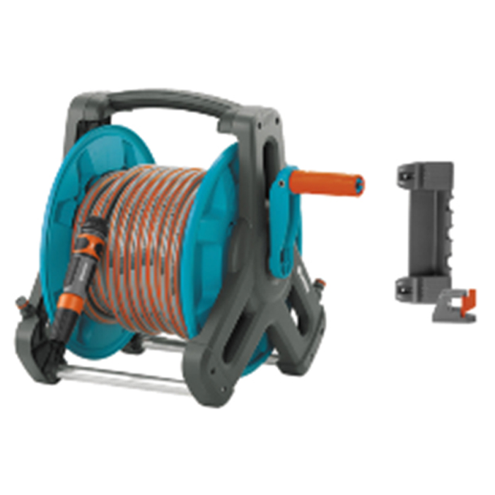 G-8009 GARDENA Wall Fixed Hose Reel Set (20m)