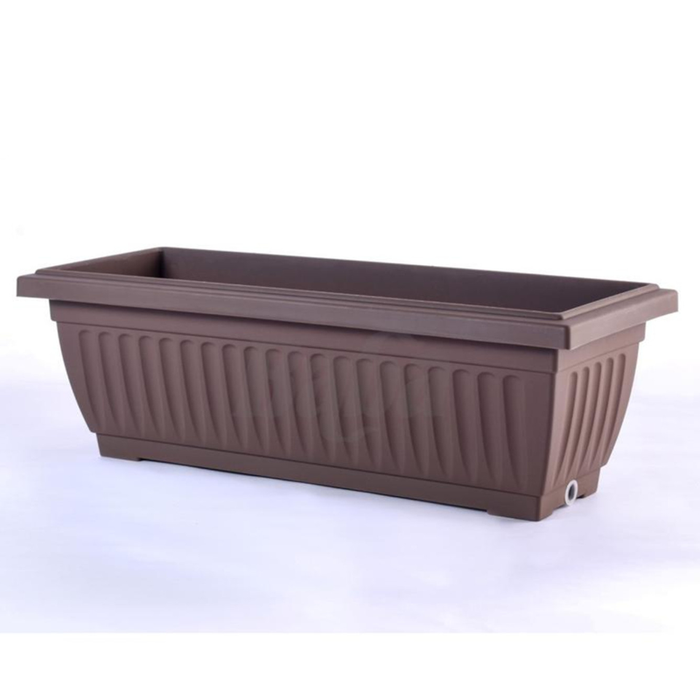BABA BI-508 Planter Box (Zen Brown)