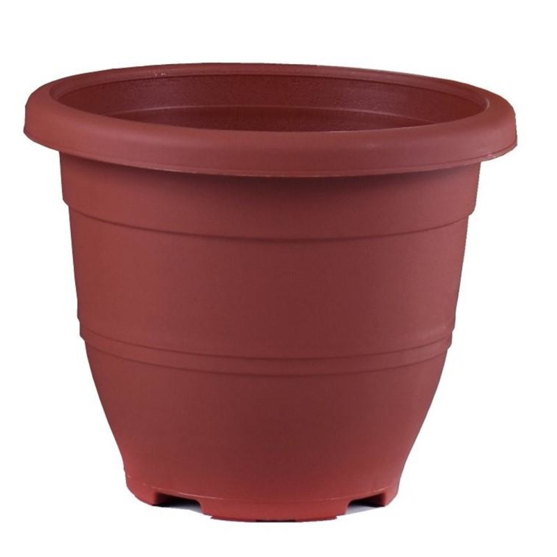 BABA EG-310 Plastic Pot (Smoky Brown)