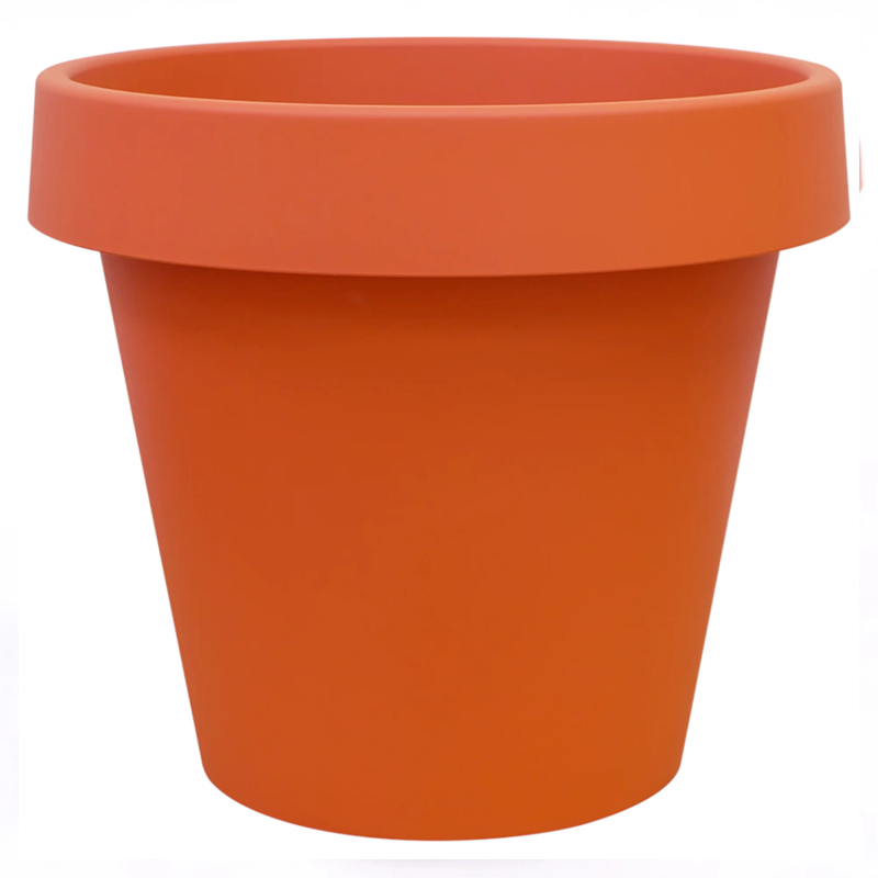 BABA MJ-400 Plastic Pot (Cotta)