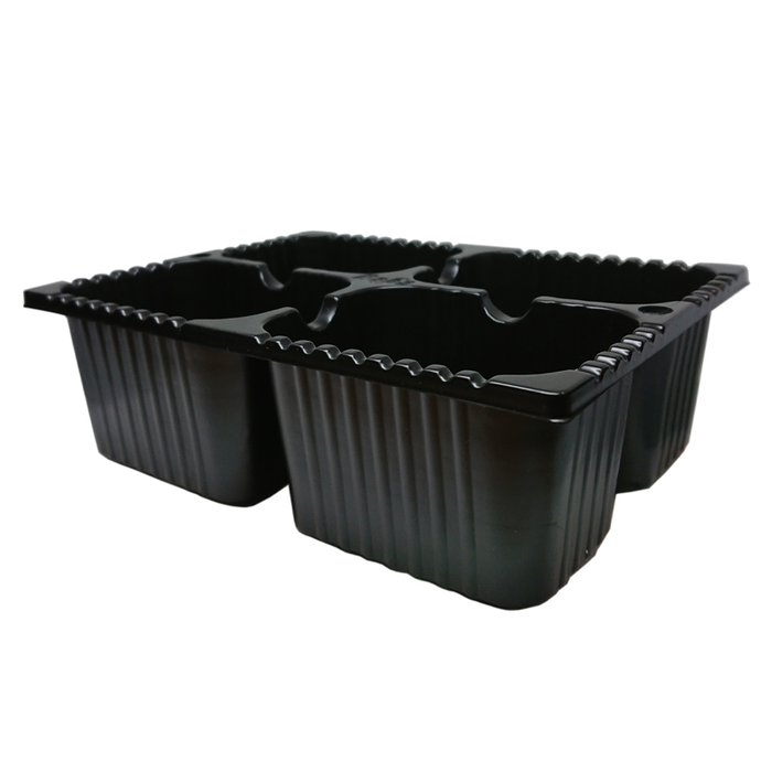 BABA No.316 Seedling 4 Cavity Tray