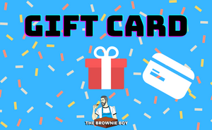 Brownie Boy Digital Gift Card