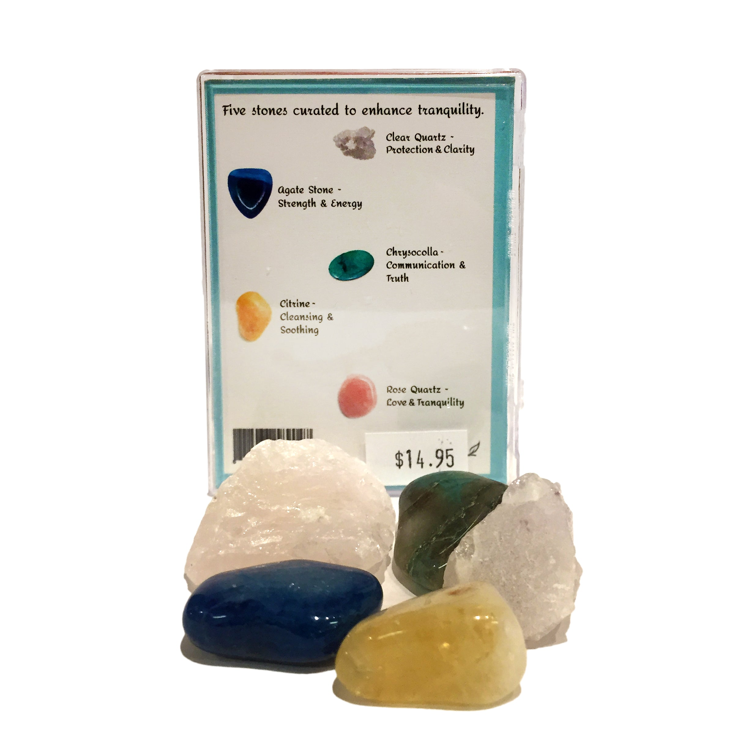 Gemstones for Tranquility