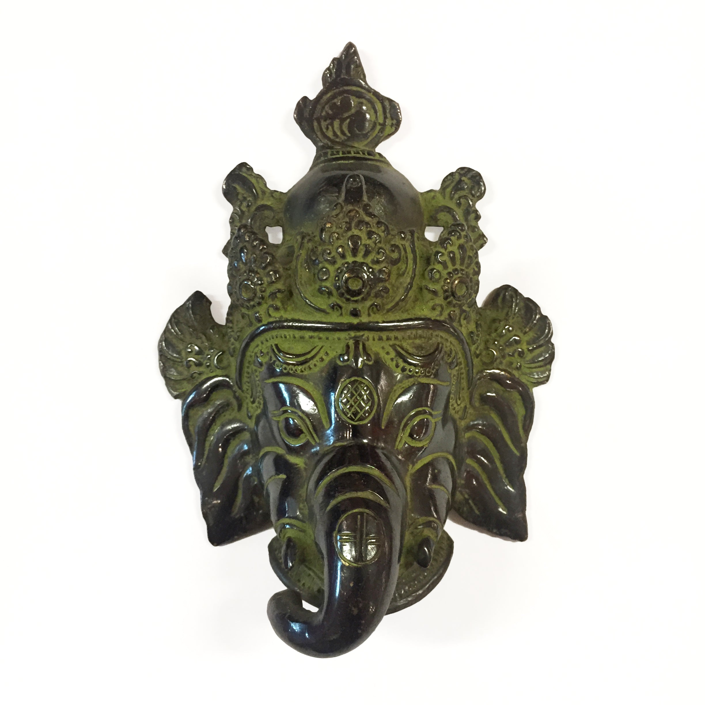 Ganesh Head Wall Sculpture