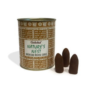 Backflow Incense Cone | Nature's Nest