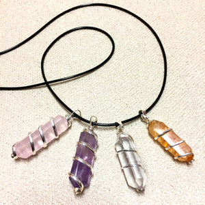 Crystal Pendent