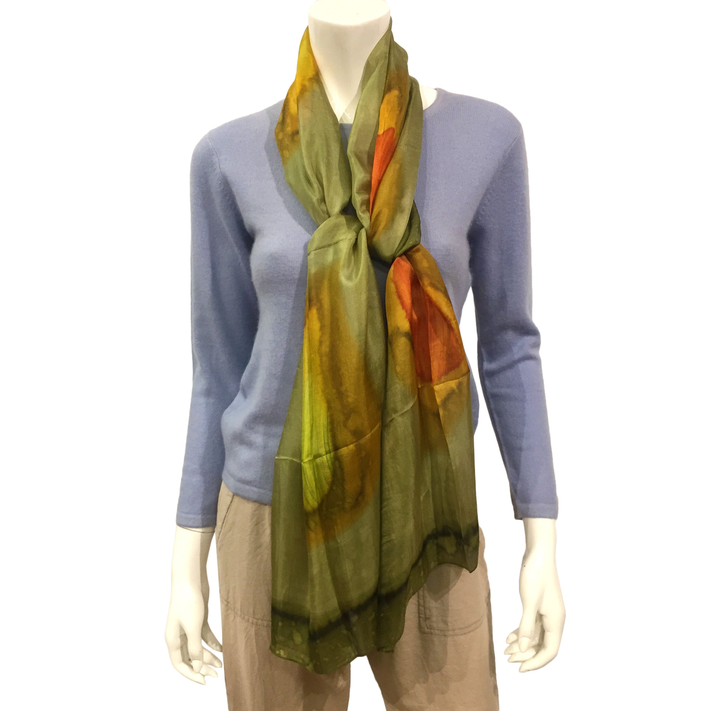 Silk Scarf (Small)