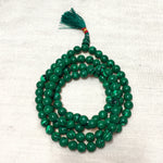 Load image into Gallery viewer, Crystal Mala - MALACHITE