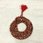 Load image into Gallery viewer, Crystal Mala - GOLD SAND STONE