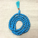 Load image into Gallery viewer, Prayer Mala Beads - TURQUISE