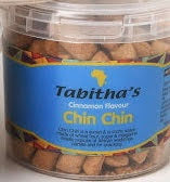 Chin Chin 120g Cinnamon flavour (sweet and crunchy snack) nigerian snack manufactured by Beautiful Foods Ltd Tabithas Foods
