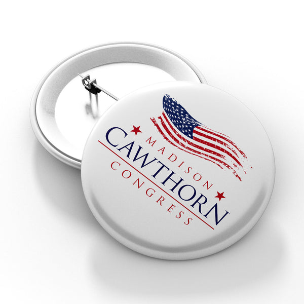 Madison Cawthorn for Congress Button