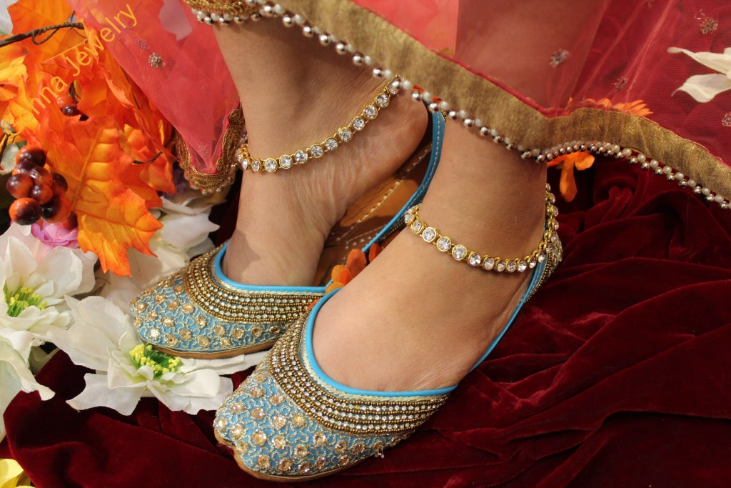 anklets for girls