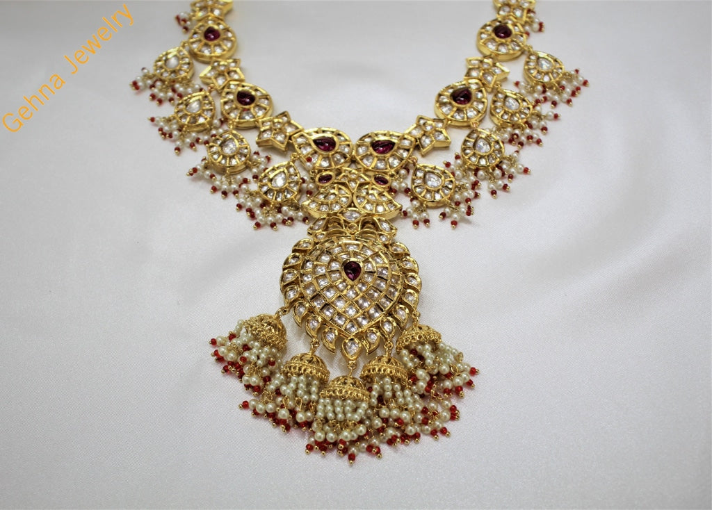 Kavya Necklace Set