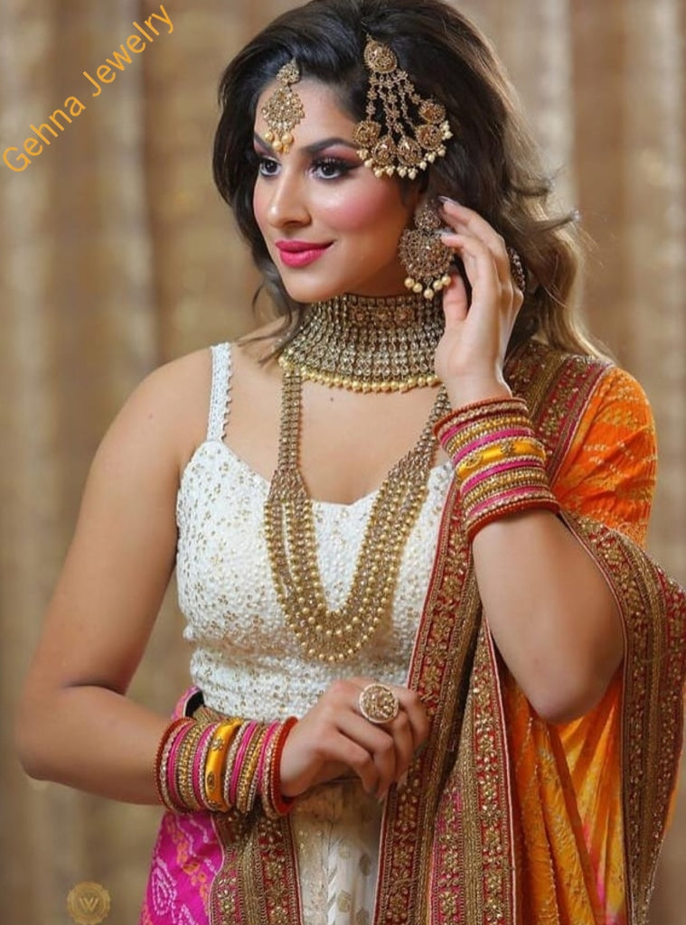 Meheroon Bridal Set