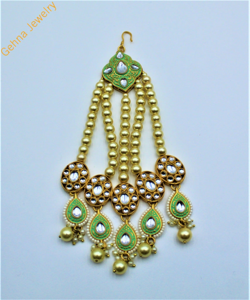 Sahiba Bridal Set Jewellery