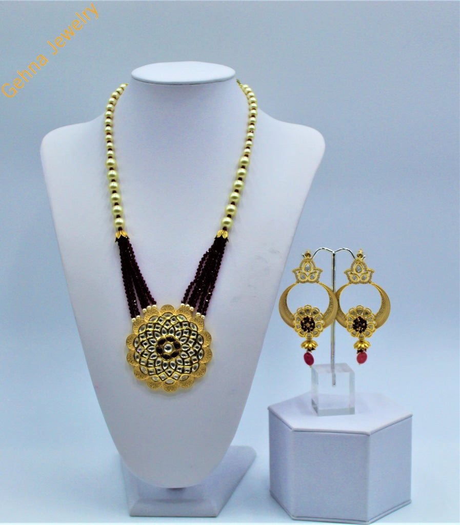Shanaya Pendant Set Necklace