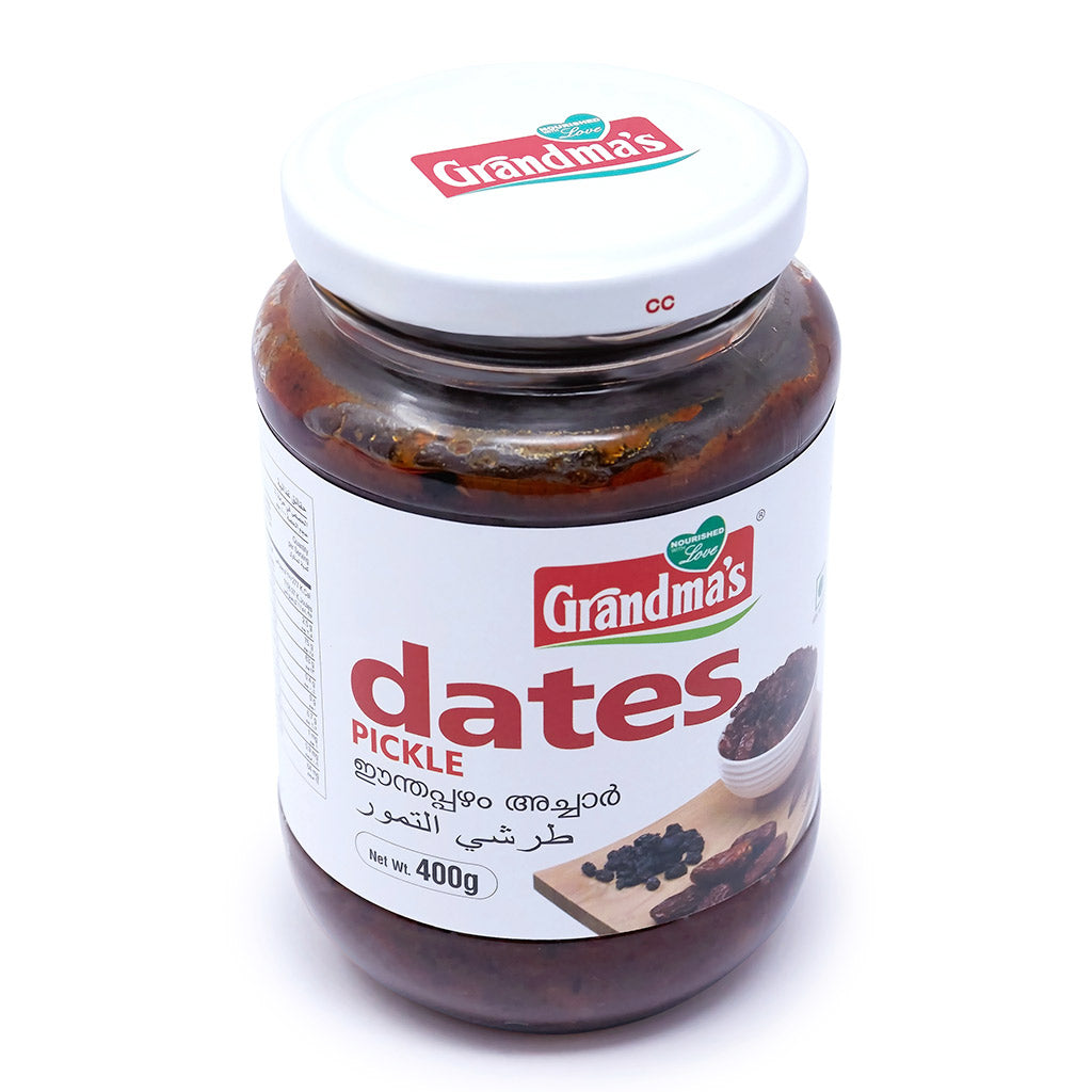 Grandma's Dates Pickle (400 g)